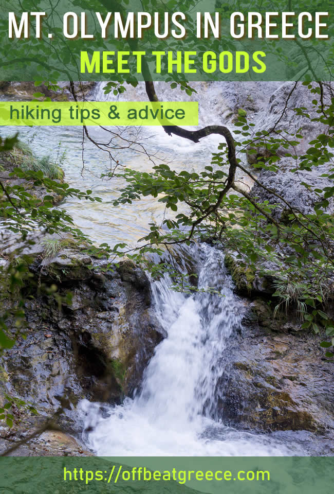 A guide to hiking Mount Olympus in Greece. When to go, where to stay, what trails to choose, and how to prepare for the hike. Mt Olympus with its peak, Mythikas, is the highest mountain in Greece. It has many hiking trails of different difficulty levels.