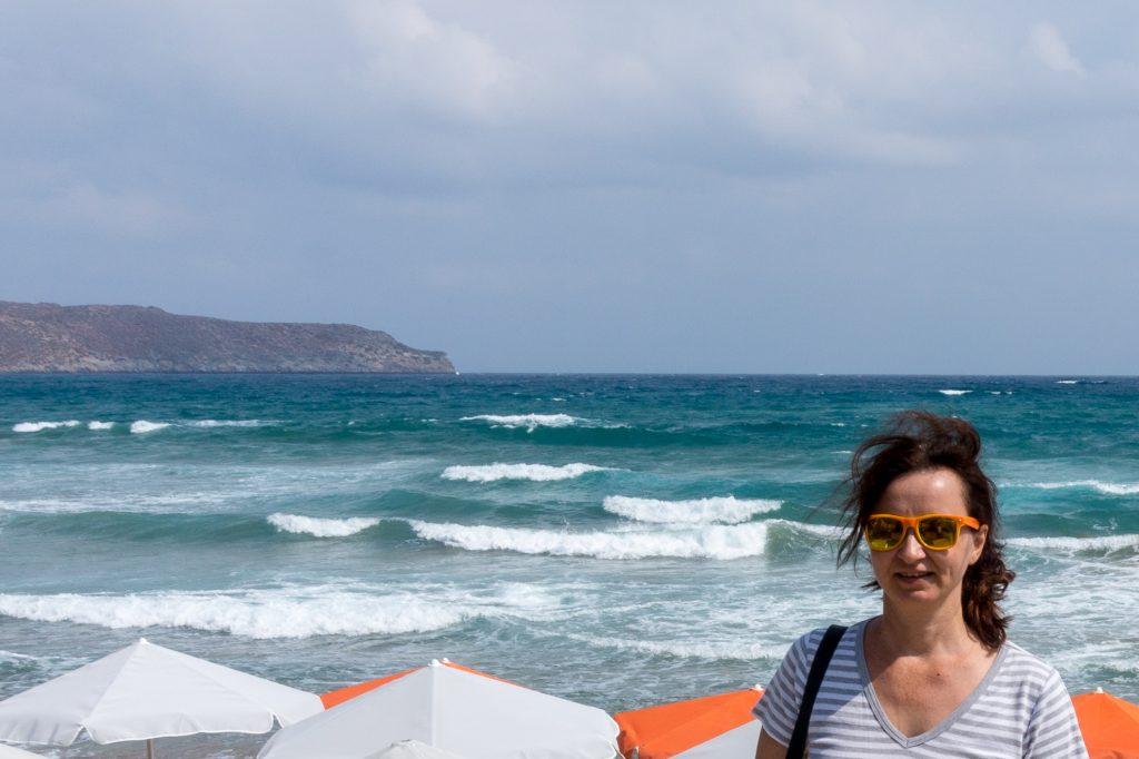 stalos beach crete
