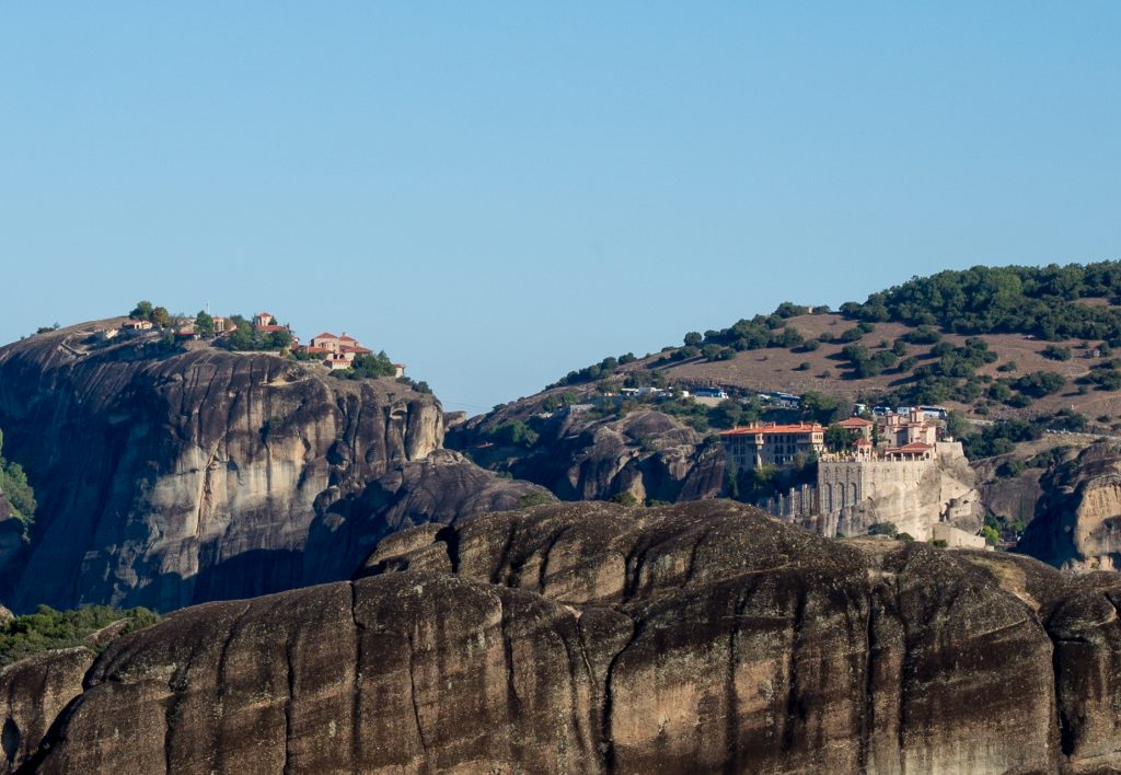 Grand Meteoron in Meteora Greece