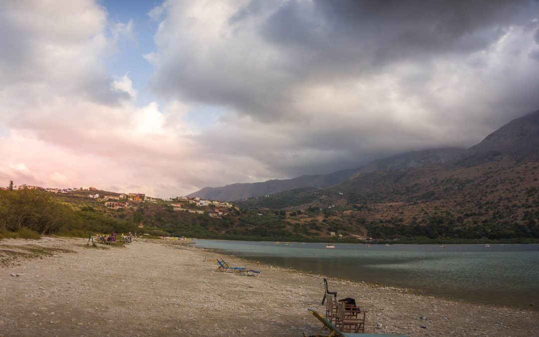 How To Visit Lake Kournas in Crete