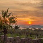 Aegina Island Sunset