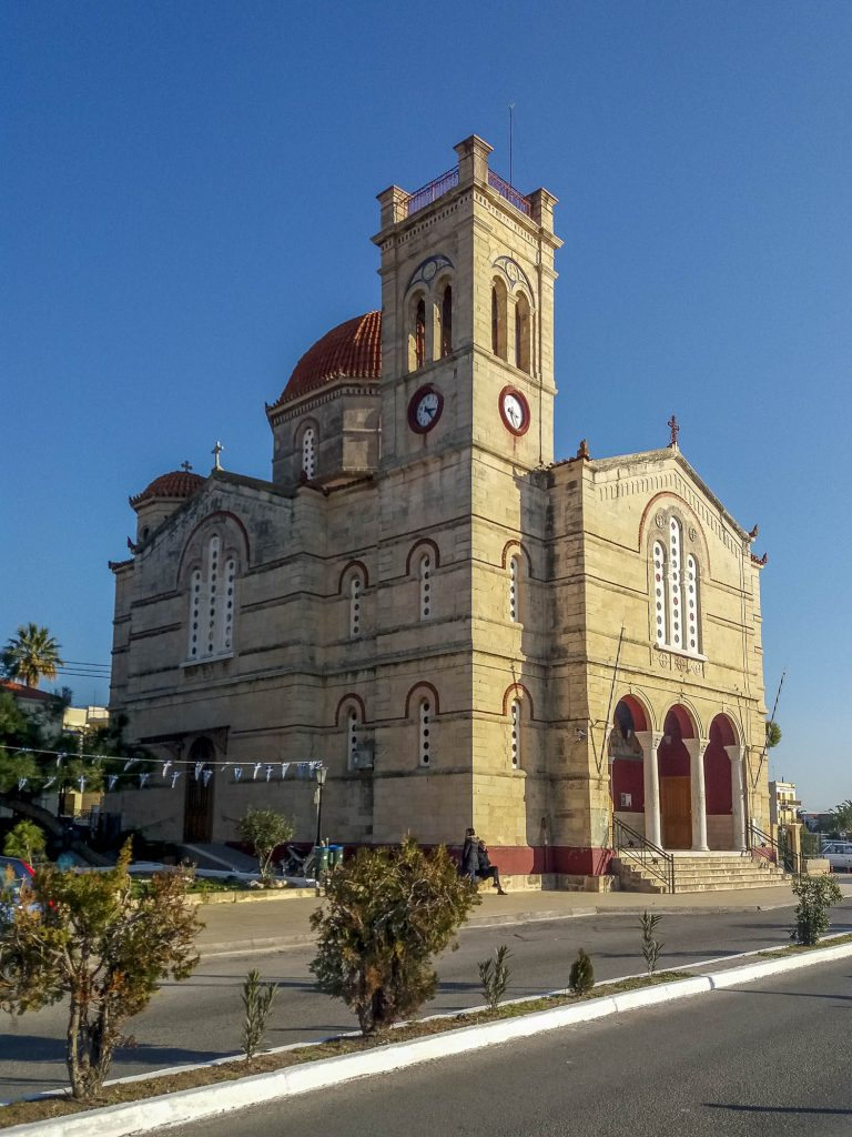Aegina Town Cathedral