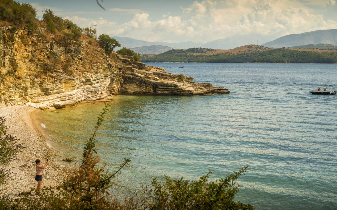 Two Corfu Beaches You Probably Haven't Heard Of (+2 Famous Ones)