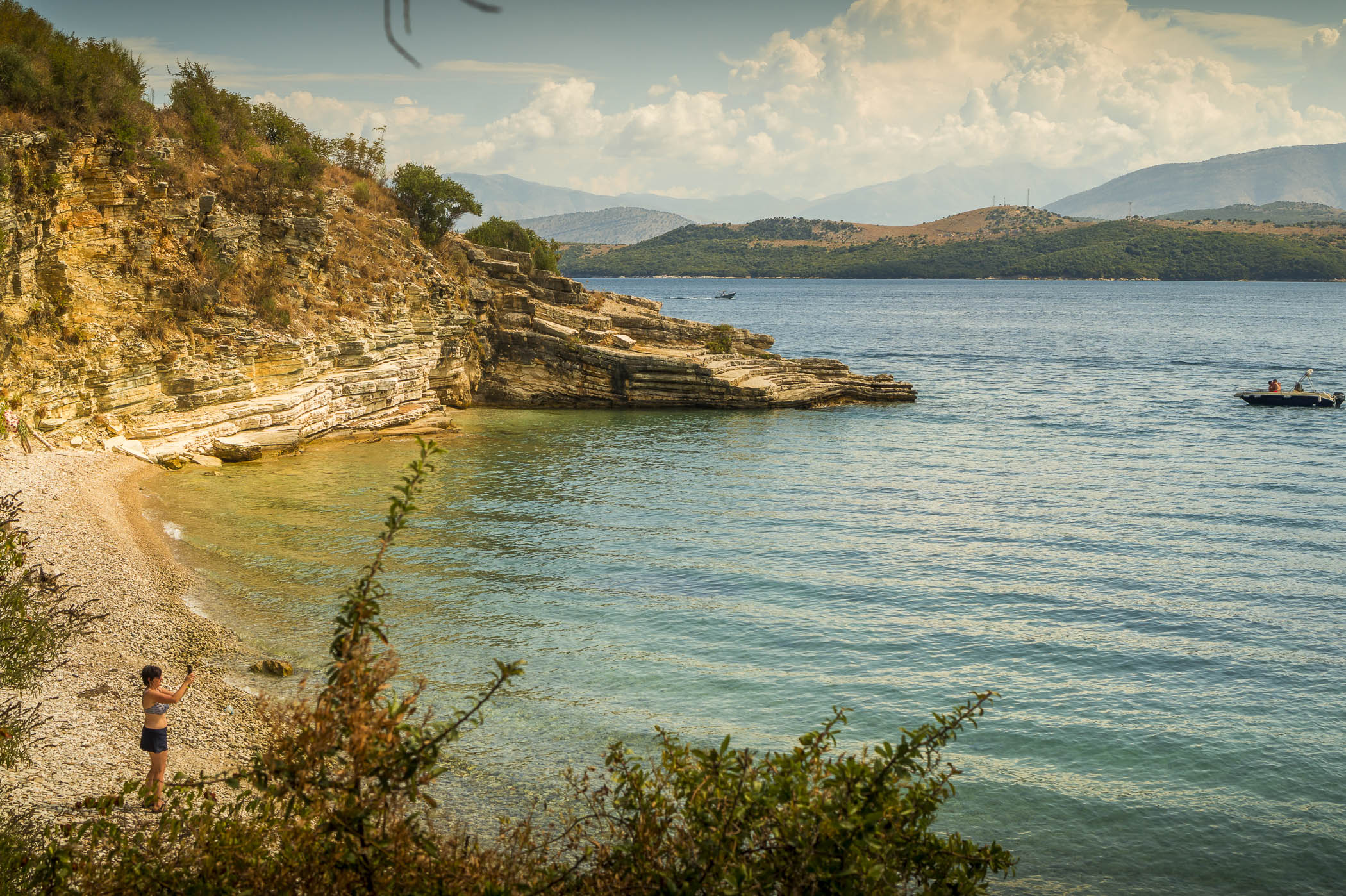 Corfu beaches hidden from tourists
