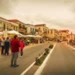 aegina town center