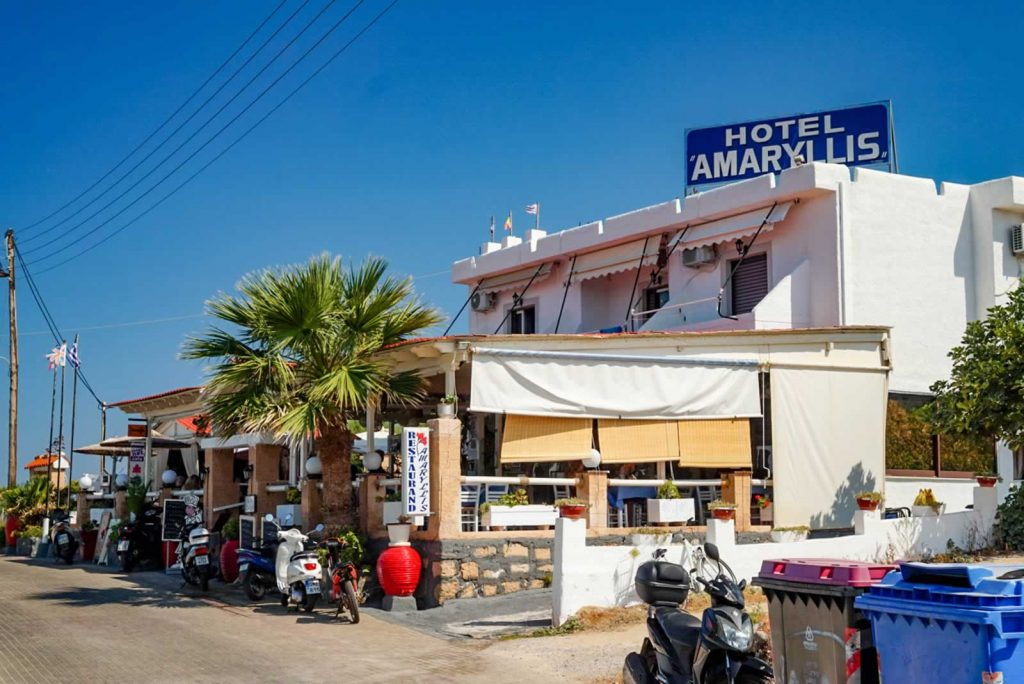 agistri amaryllis hotel
