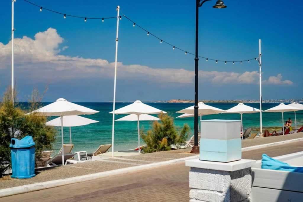 Beach on Greek Island