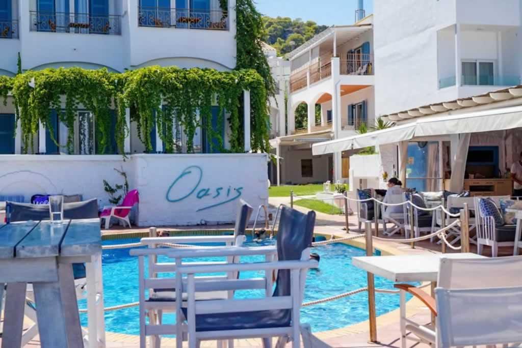 agistri oasis beach hotel