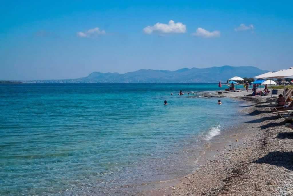 Agistri Island – Yialos Taverna Beach