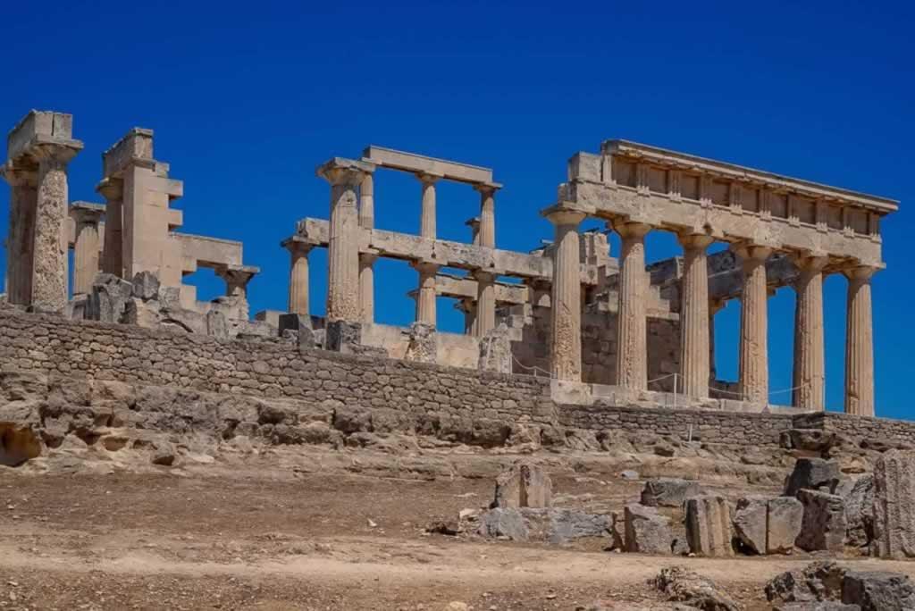 aphaia temple Aegina