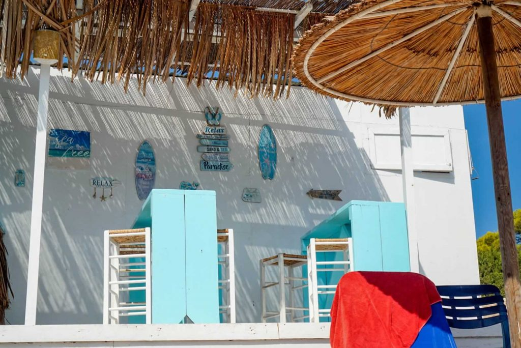 The Beach Bar on Moni