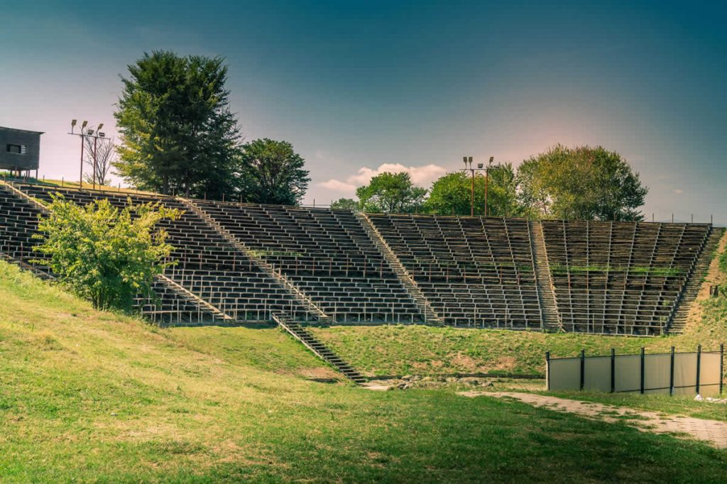Hellenistic Theater of Dion