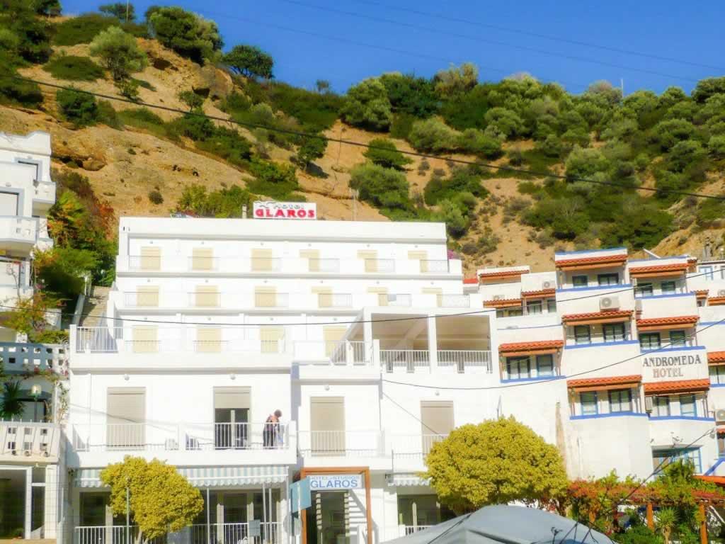 Glaros Hotel Agia Galini Crete