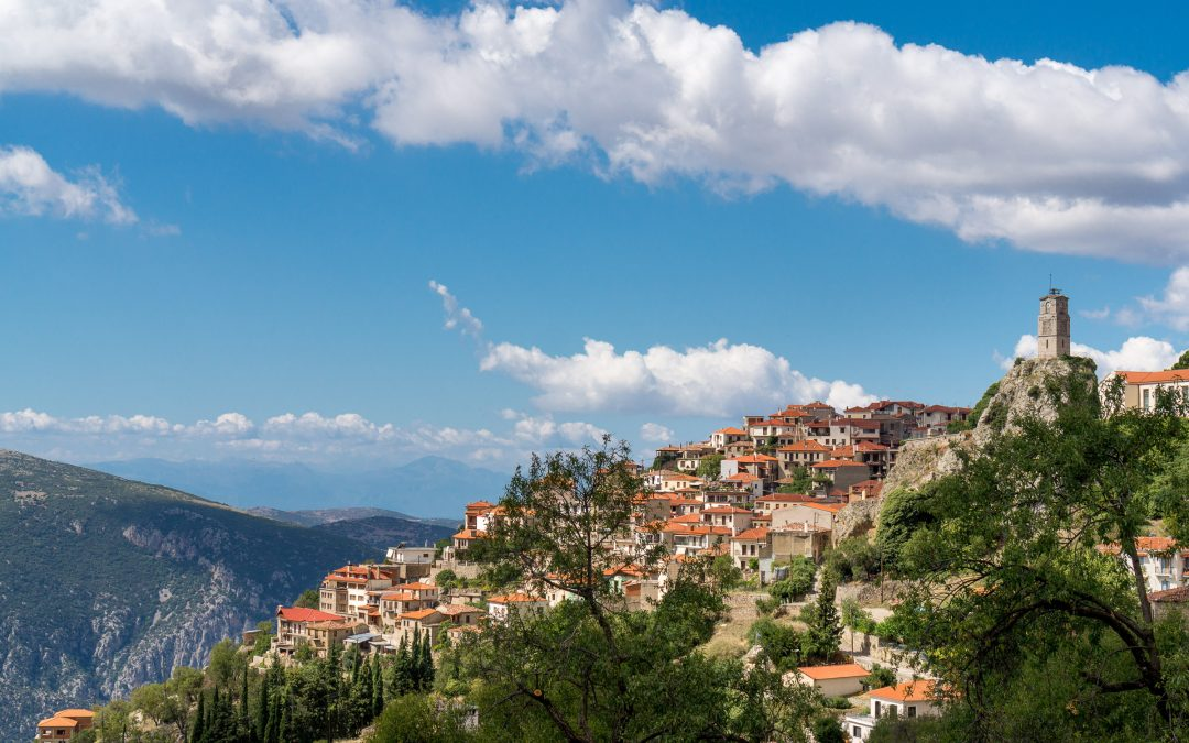 Greece 10-Day Itinerary & Road Trip from Athens