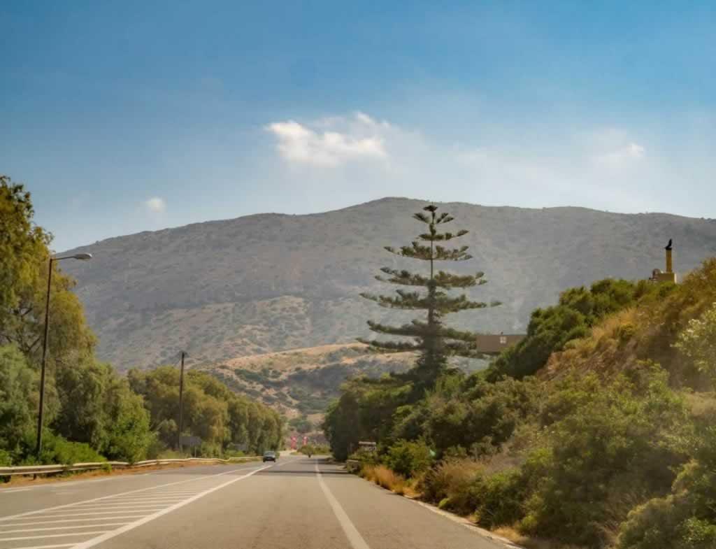 North Crete VOAK road