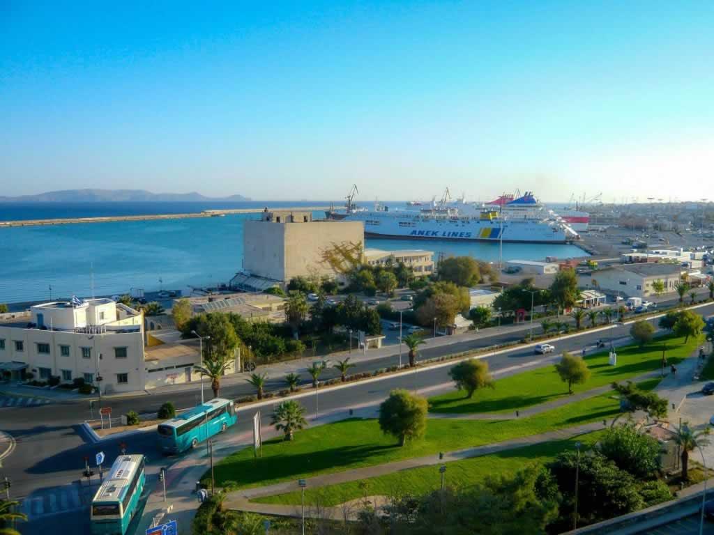 Anek Lines Ferry Heraklion