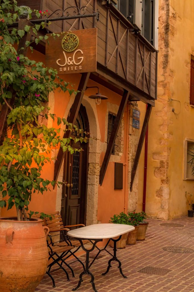chania old town boutique hotel