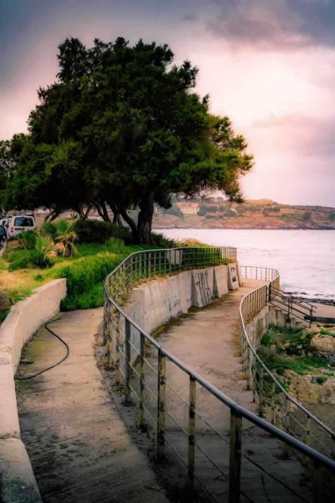Rethymno Coastal Scenery