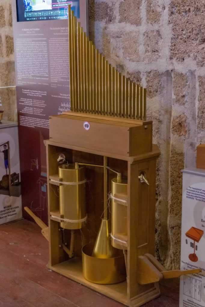 Ancient Greek musical instrument