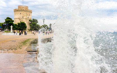 Beaches in Thessaloniki or Within Easy Reach