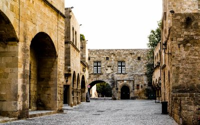 Street of the Knights in Rhodes (Unexpectedly Gothic)