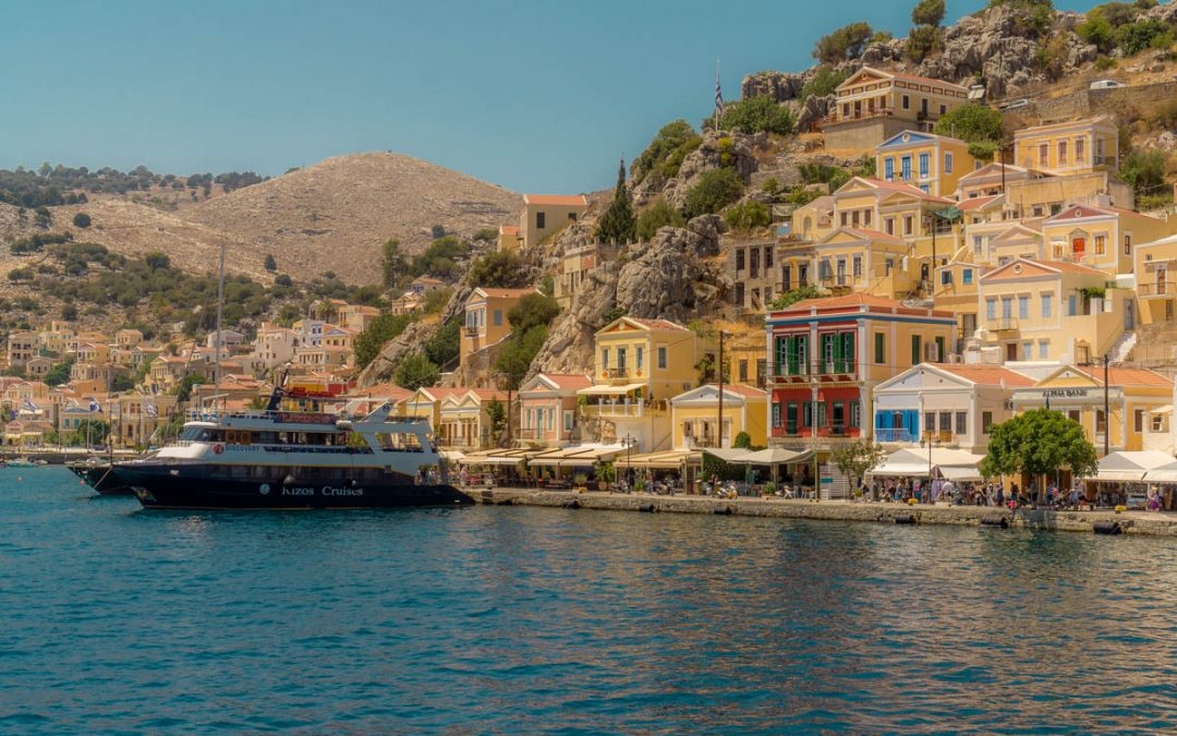 Rhodes To Symi Island – Day Trip to the Land of Symmetry