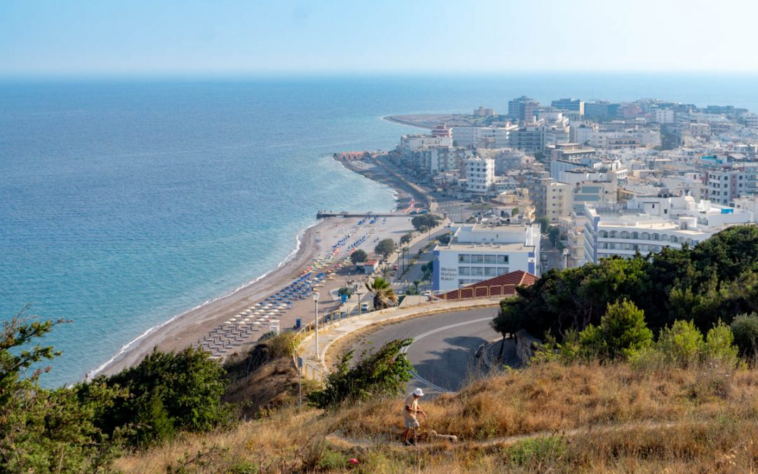 Monte Smith Rhodes – Best Panoramic Views of Rhodes Town