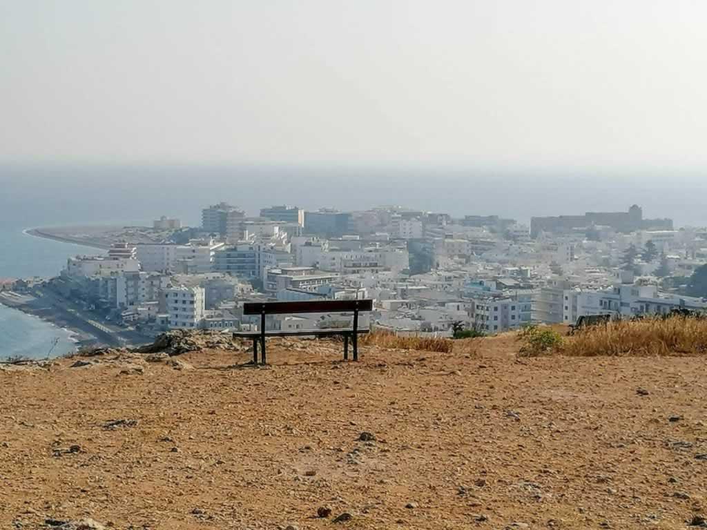 monte smith scenic bench