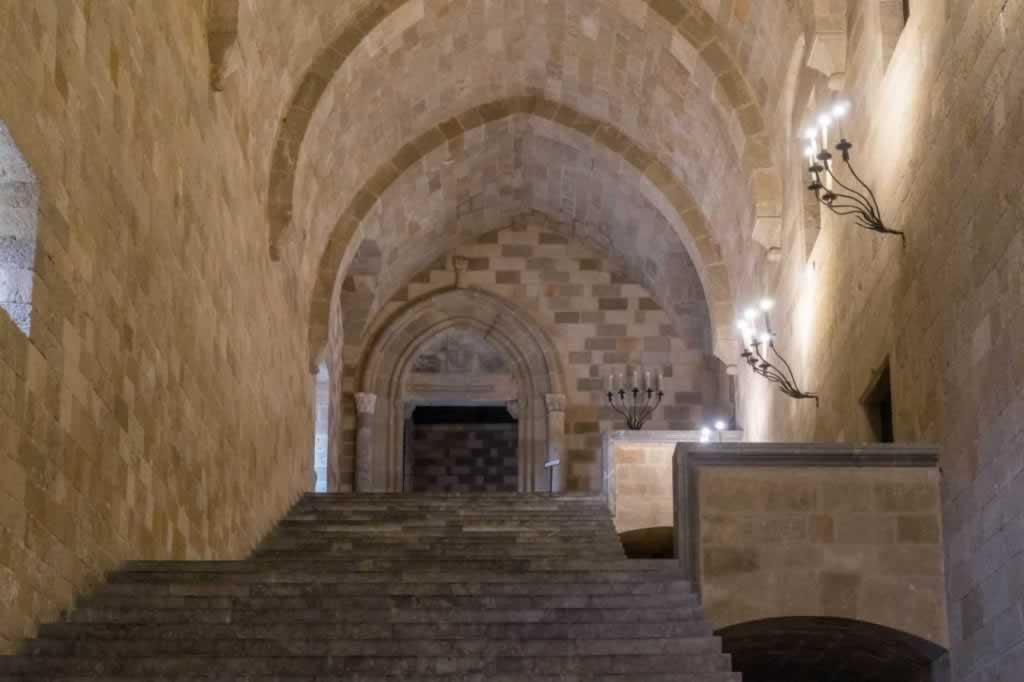 rhodes knights castle museum