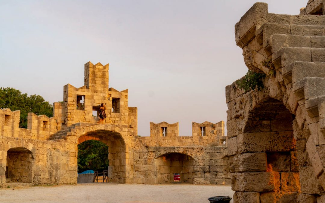 The Medieval City of Rhodes (A Guide to Visiting Rhodes Old Town)