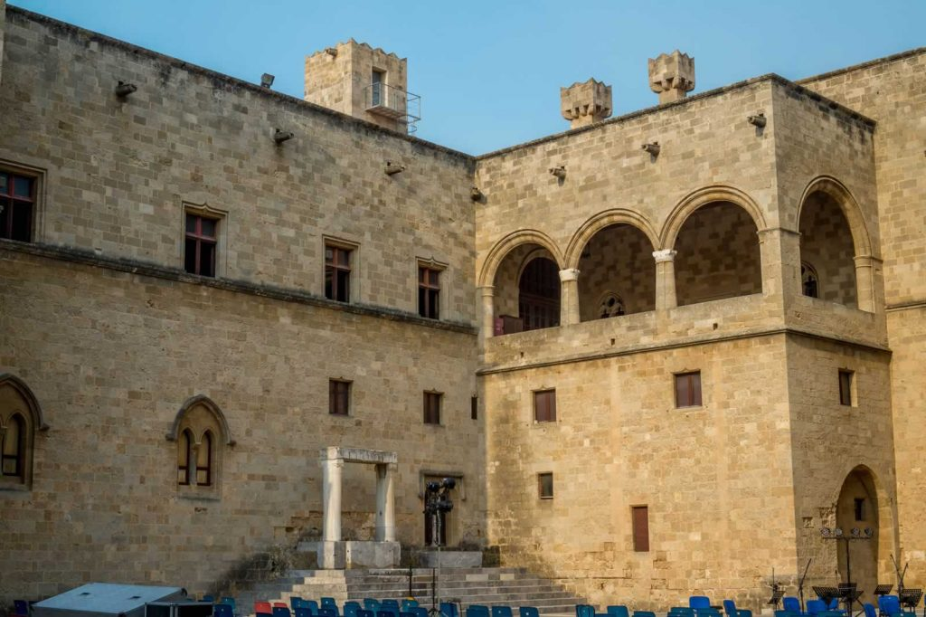rhodes palace grand master concert hall