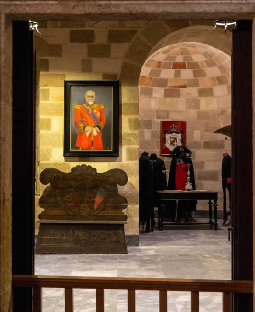 rhodes palace grand master room